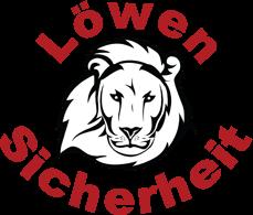 Löwen-Sicherheit - Logo